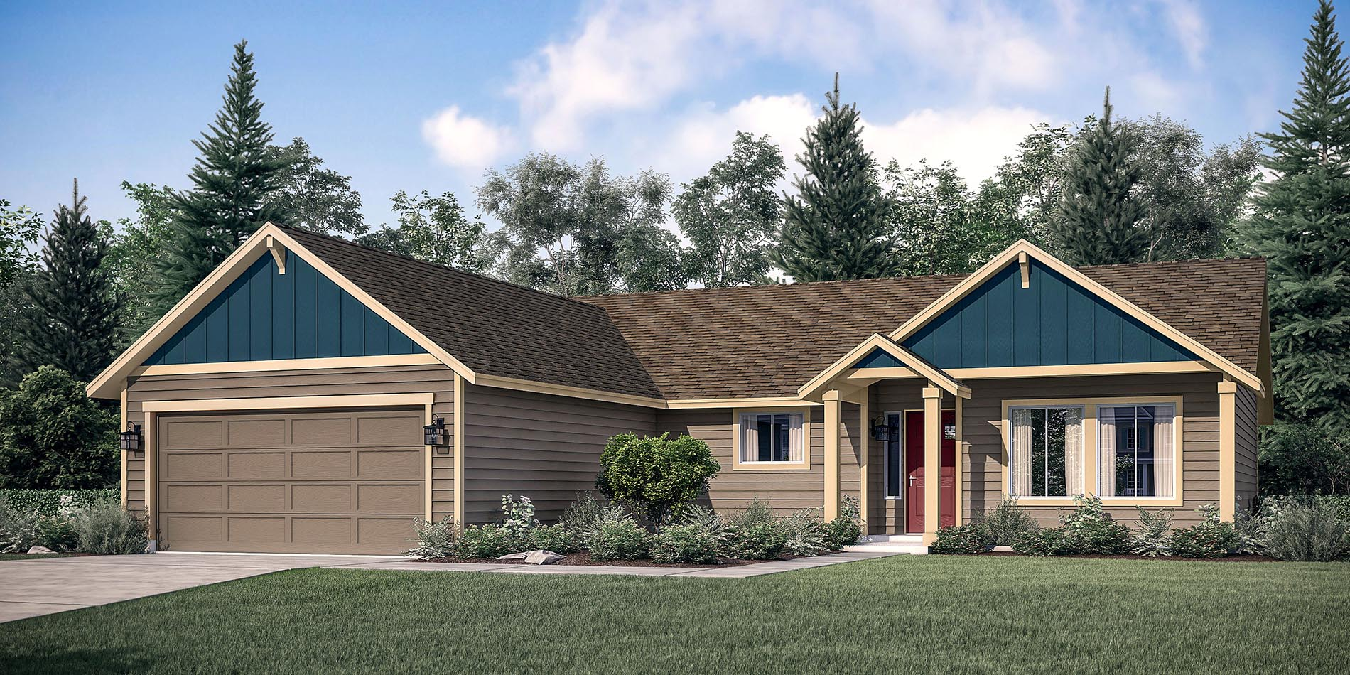 Adair homes floor plans prices home design for Custom home plans cost
