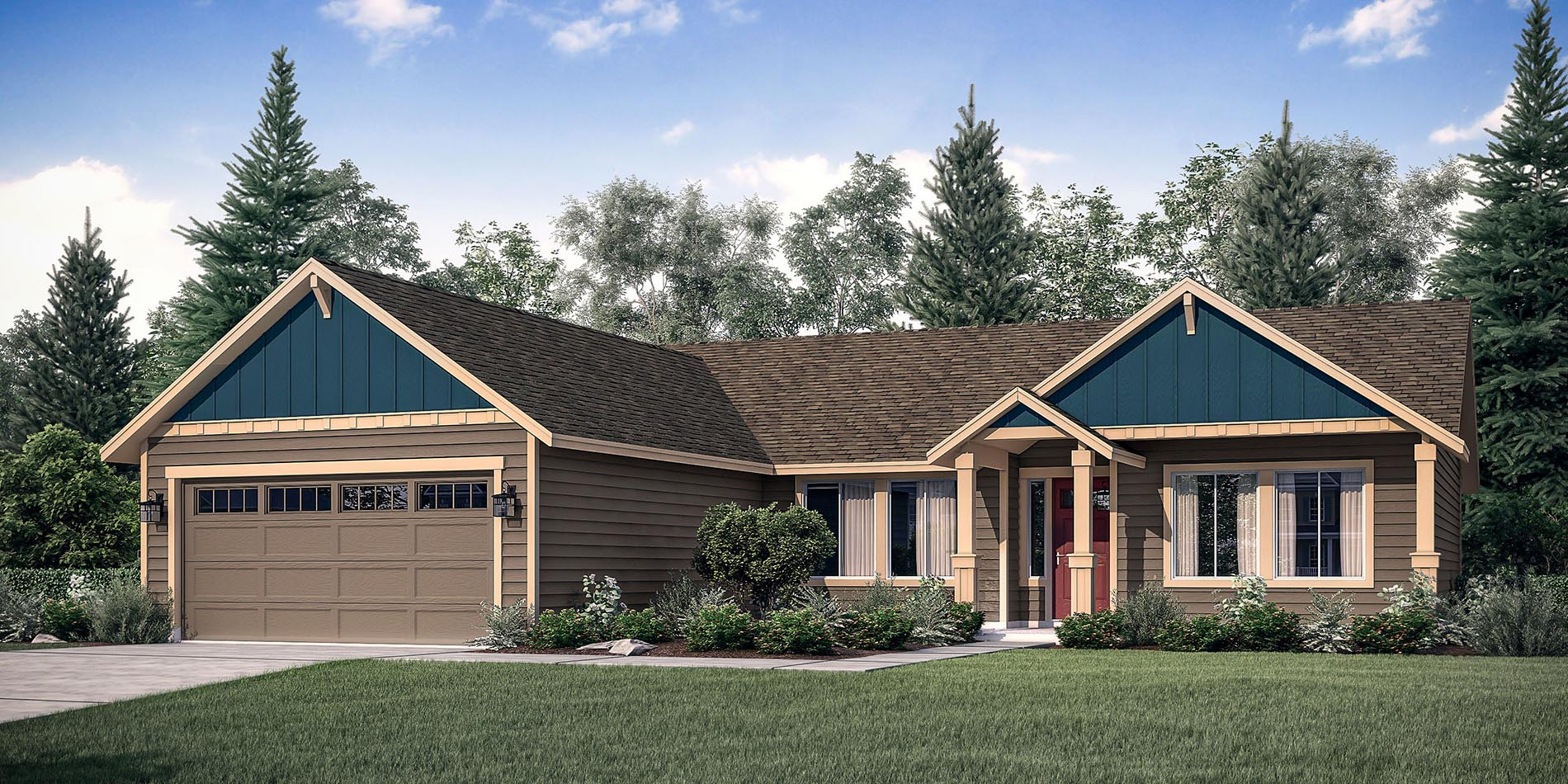 The winchester custom home floor plan adair homes for Adair home plans