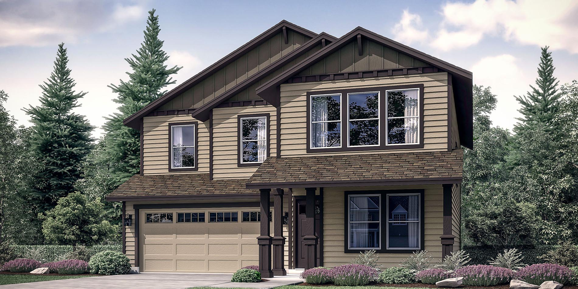 The columbia custom home floor plan adair homes for Adair home plans