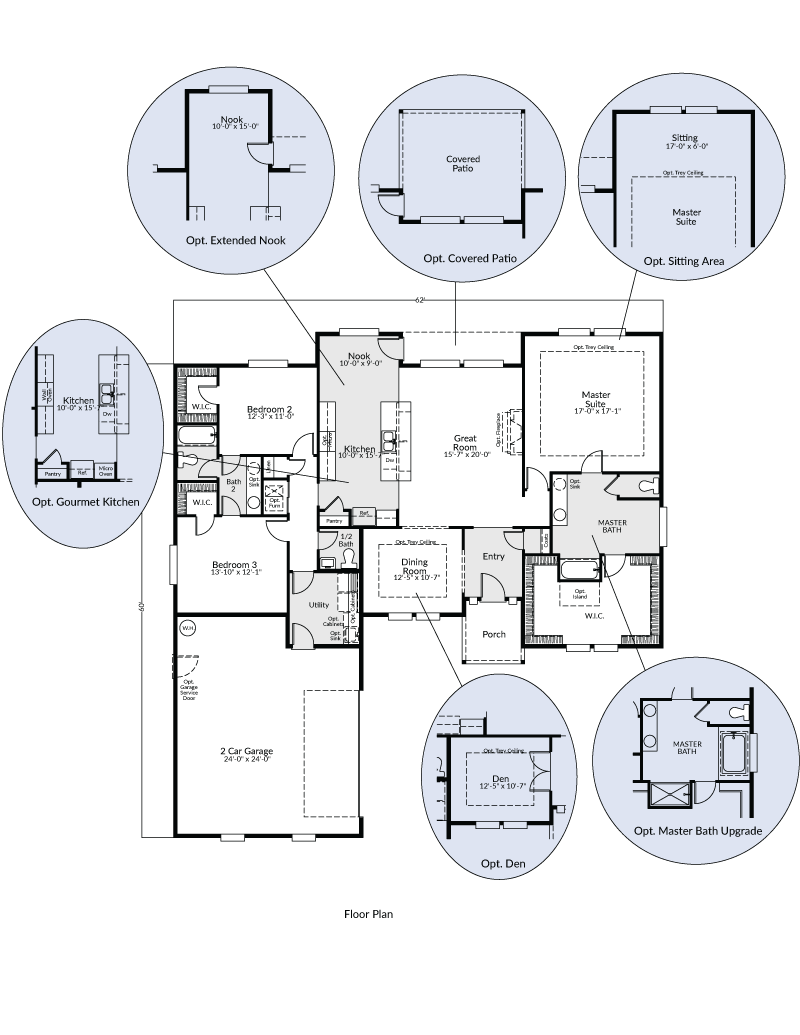 Adair Homes Floor Plans And Prices