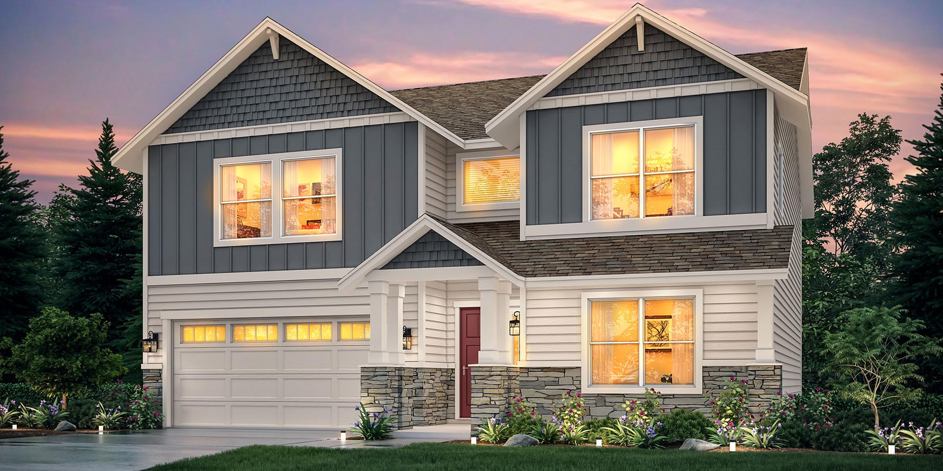 the marion custom home floor plan adair homes