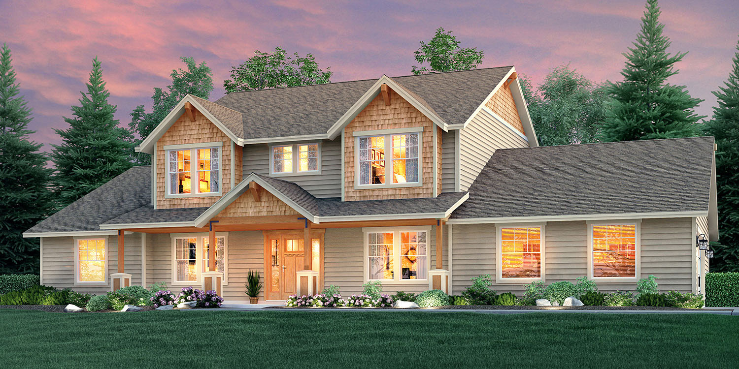 Adair Homes Floor Plans